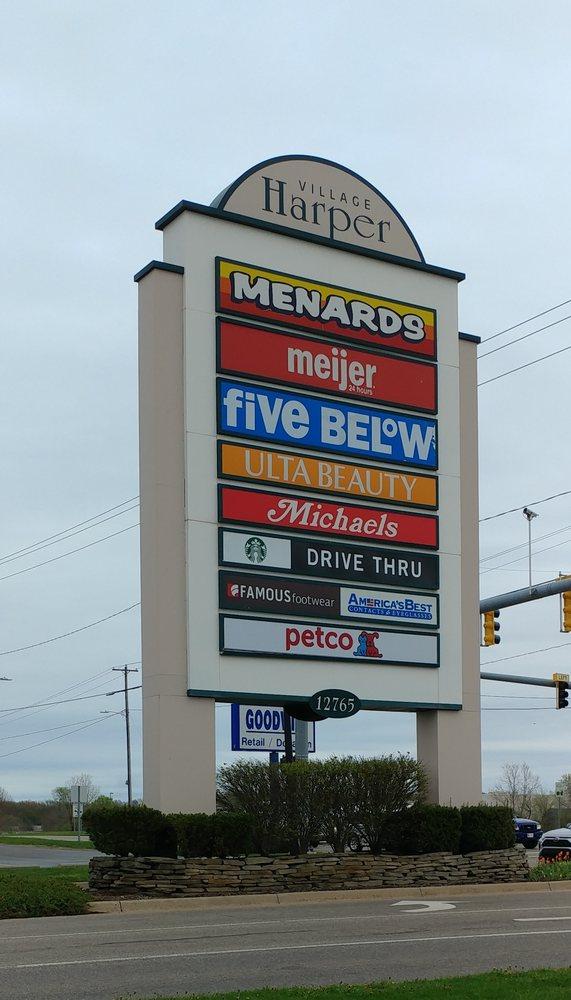 Harper Village Shopping Center: 12765 Harper Village Dr, Battle Creek, MI