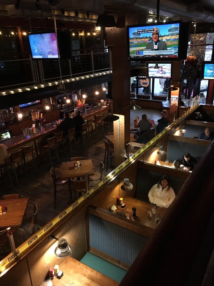 Social Spots from Huske Hardware Restaurant & Brewery