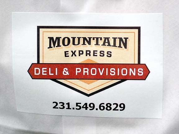 Mountain Express Deli & Provisions: 1 Boyne Mountain Rd, Boyne Falls, MI
