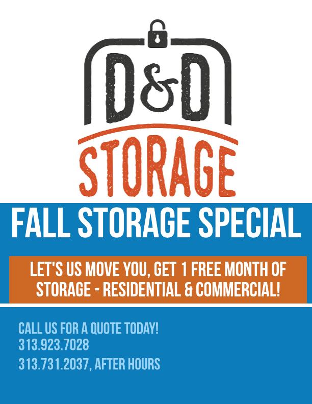 D & D Moving & Storage: 7930 Mack Ave, Detroit, MI