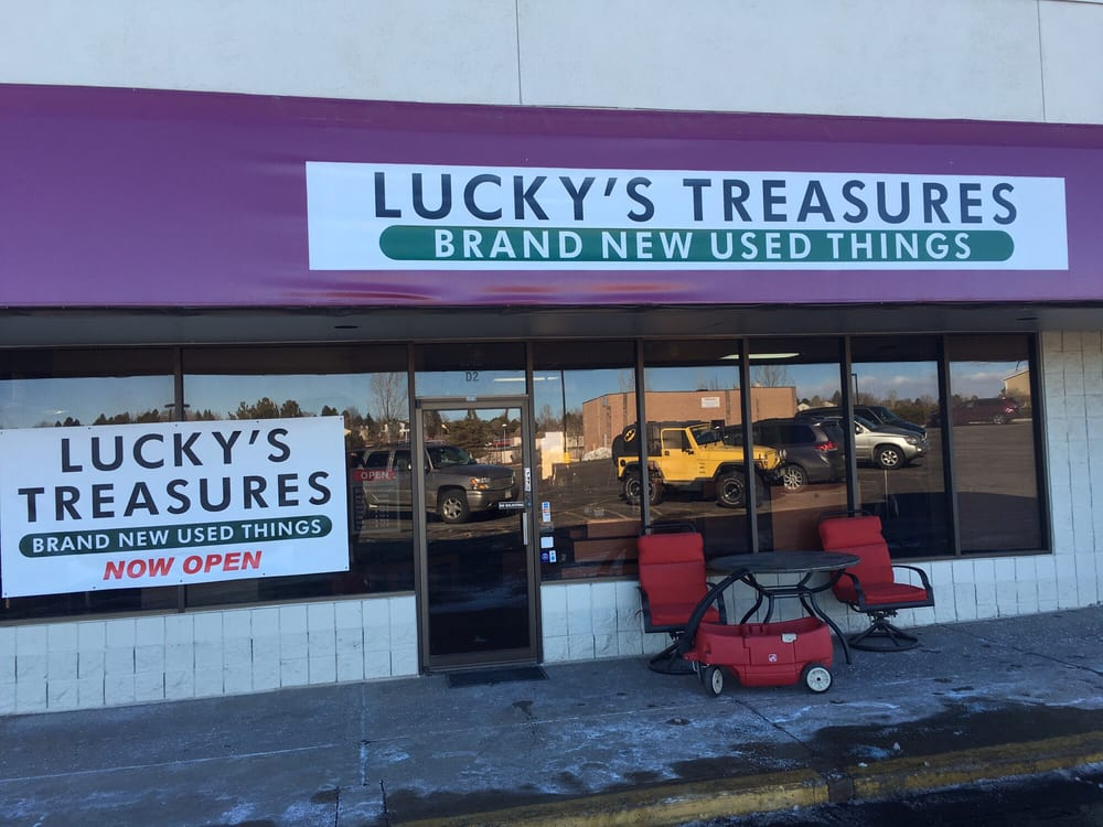 Lucky's Treasures: 9142 W Ken Caryl Ave, Littleton, CO