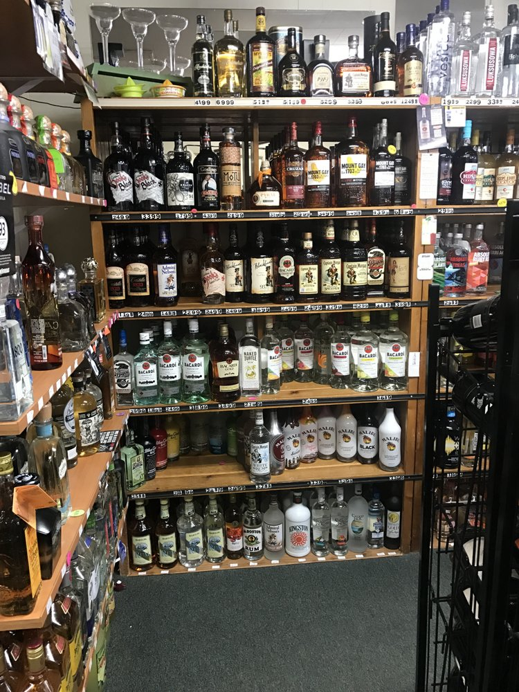 George's Liquor Store: 2910 Rte 28, Old Forge, NY
