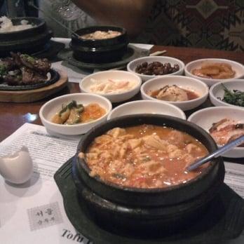 Korean Restaurant Riverside Ca