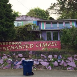 Photo Of A Vagabonds Enchanted Chapel
