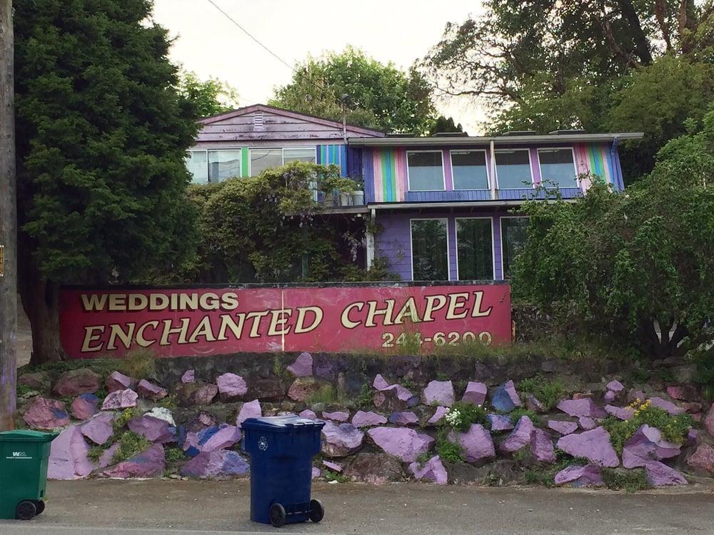 A-A Vagabond's Enchanted Chapel