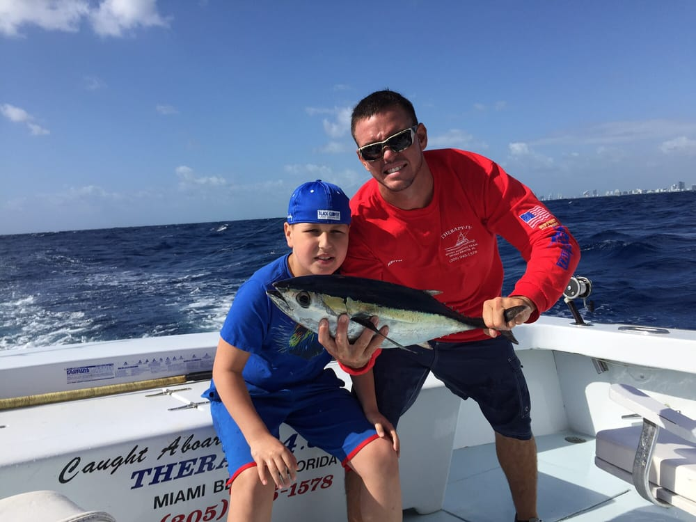Therapy IV Deep Sea Fishing Experience: 10800 Collins Ave, Bal Harbour, FL