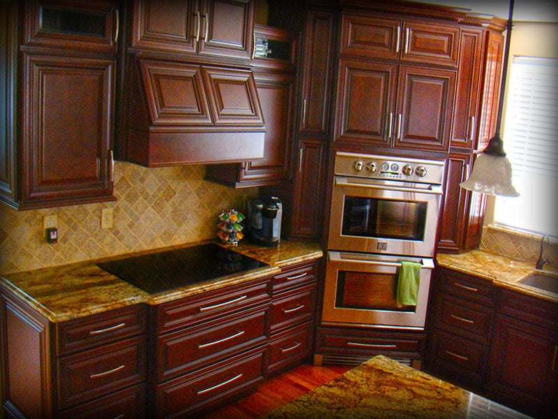 lily ann kitchen cabinets charleston cherry kitchen cabinets made by 22704
