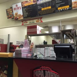 Photo Of Papa Johnu0027s Pizza   East Brunswick, NJ, United States. Clean  Polished