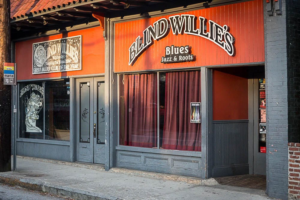Blind Willie's