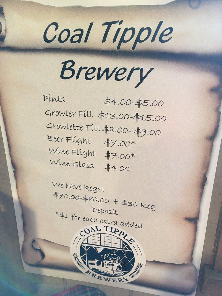 Coal Tipple Brewery
