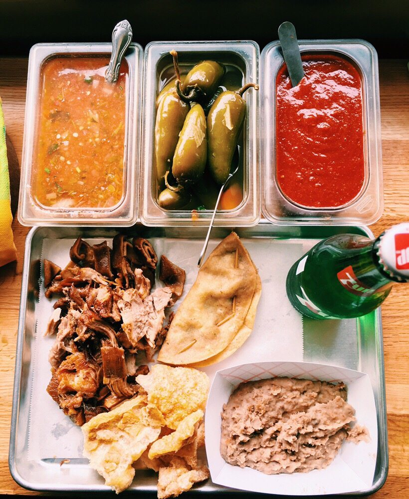 Carnitas Uruapan: 1725 W 18th St, Chicago, IL