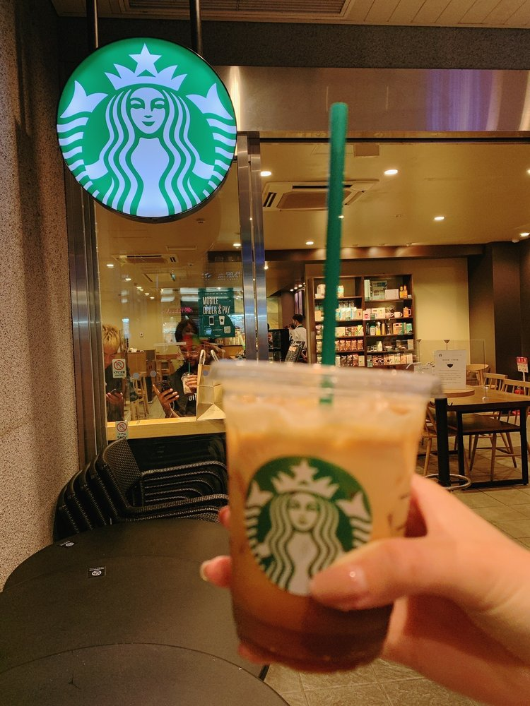 Starbucks Kyoto Shijo Kawaramachi
