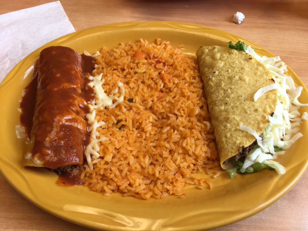 Los Altos Mexican Restaurant: 302 SE Kent St, Greenfield, IA