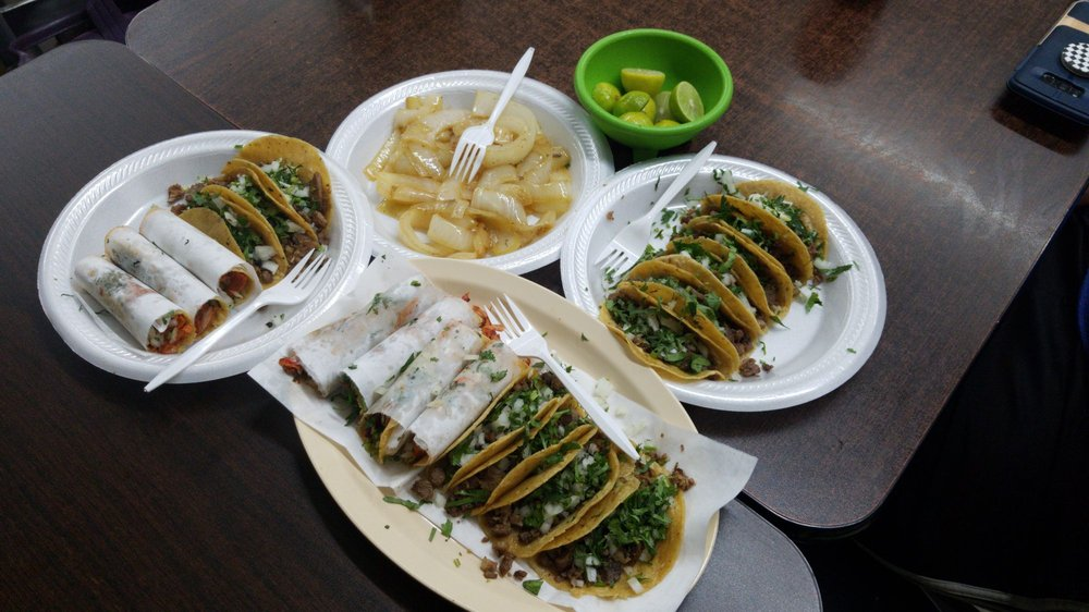 Tacos La Vaquita: 751 E Stenger St, San Benito, TX