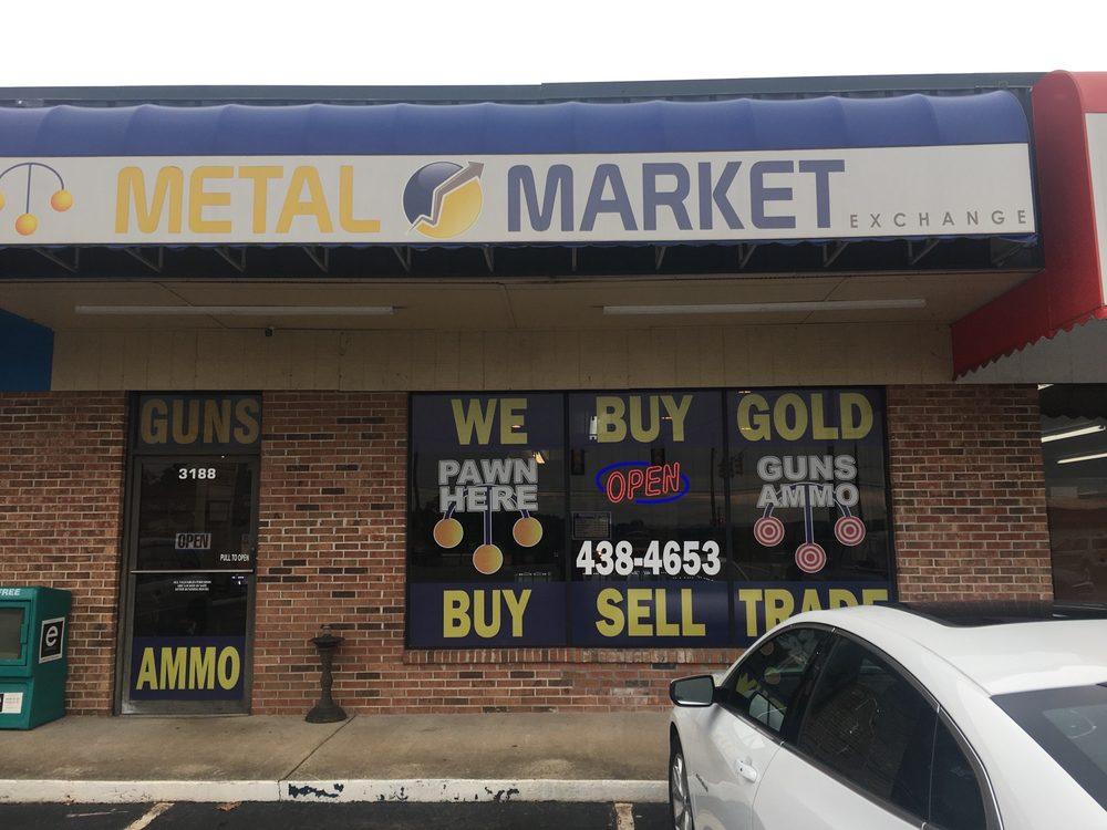 Metal Market Exchange