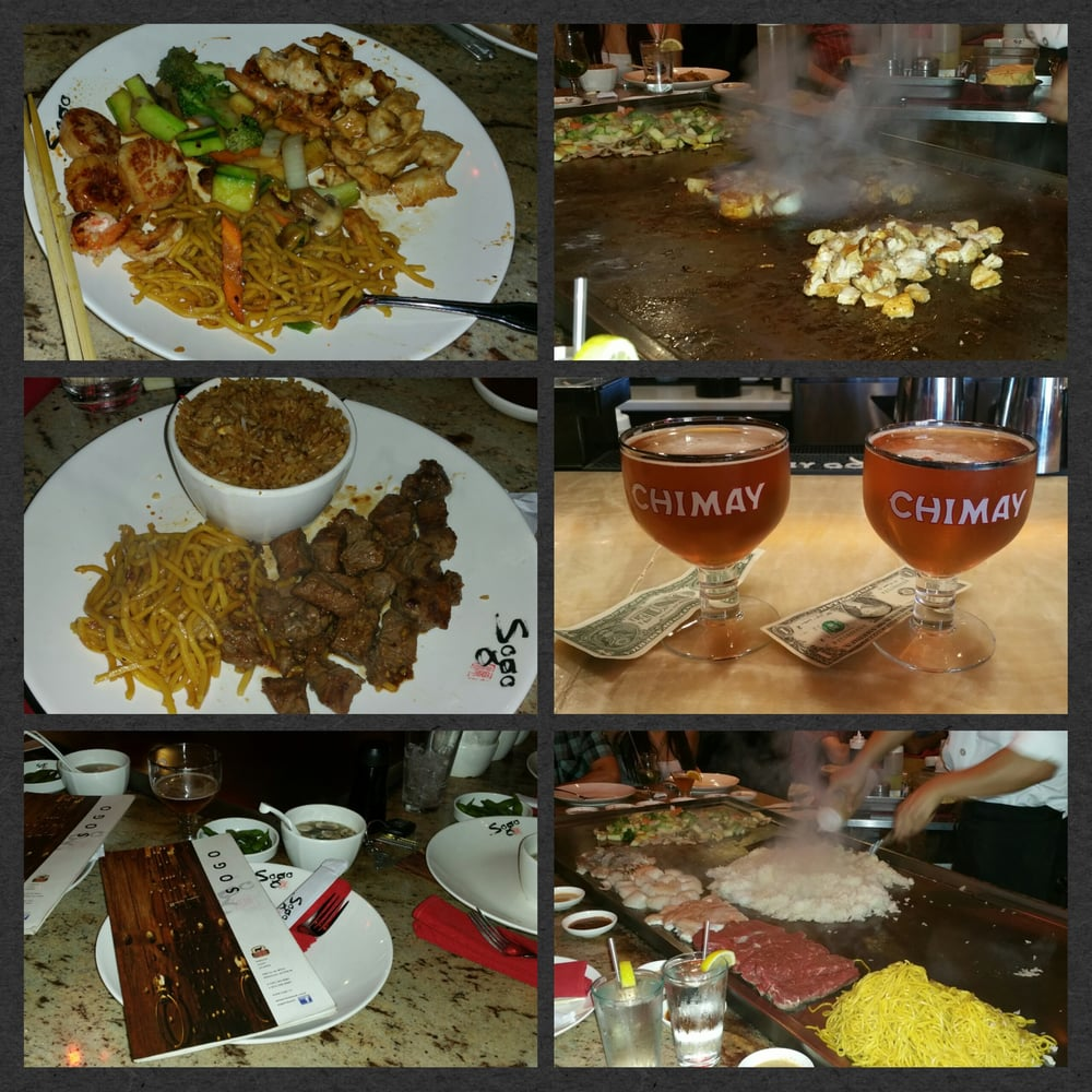 Sogo Hibachi Restaurant Denville Nj