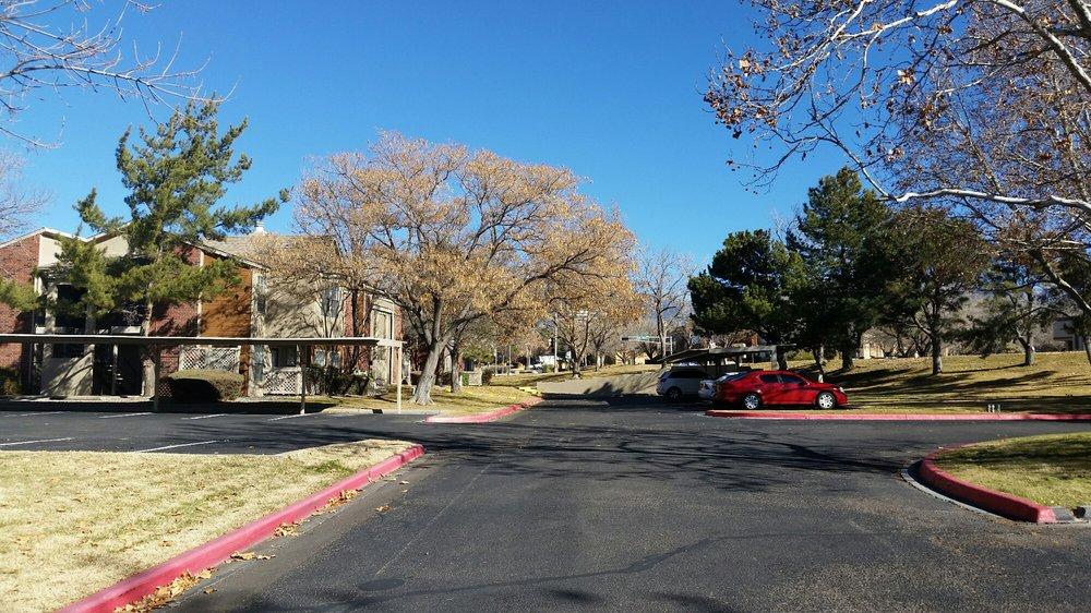 Spring Park Apartments Albuquerque