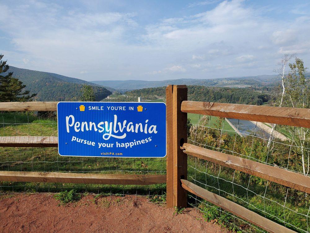 Pennsylvania Welcome Center: 99 Erie Ln, Tioga, PA
