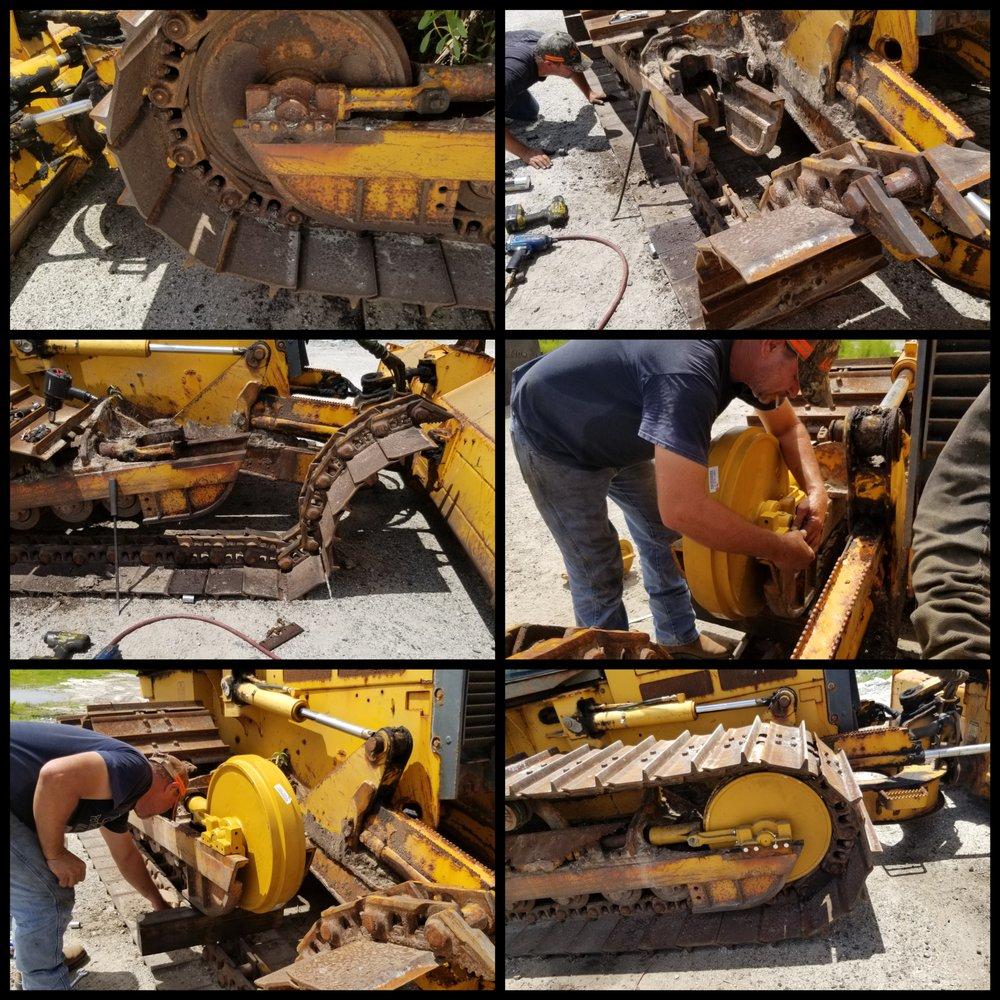 Big Lake Truck Trailer & Equipment Repair: 1012 13th St, Okeechobee, FL