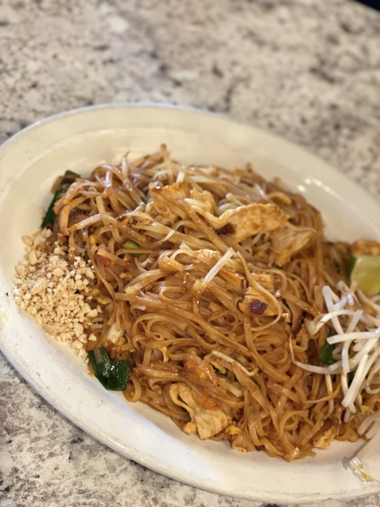 Chiangmai Thai Kitchen: 103 W Loop 281, Longview, TX