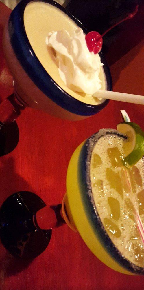 Food from El Patron