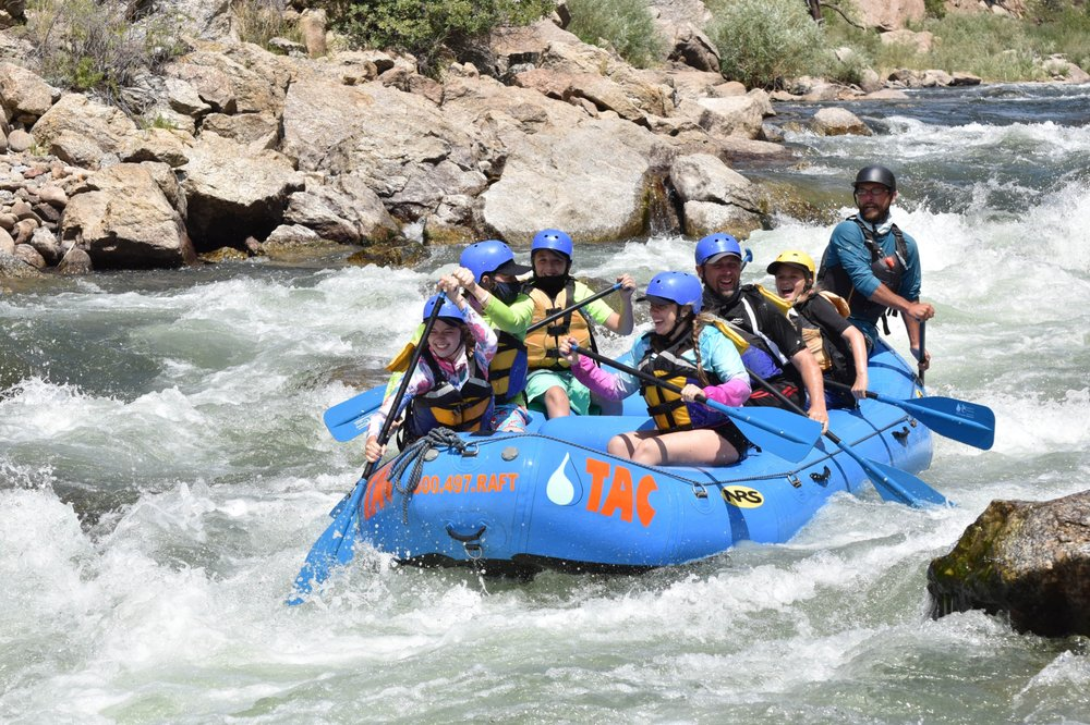 The Adventure Company: 12847 US Hwy 24/285, Buena Vista, CO