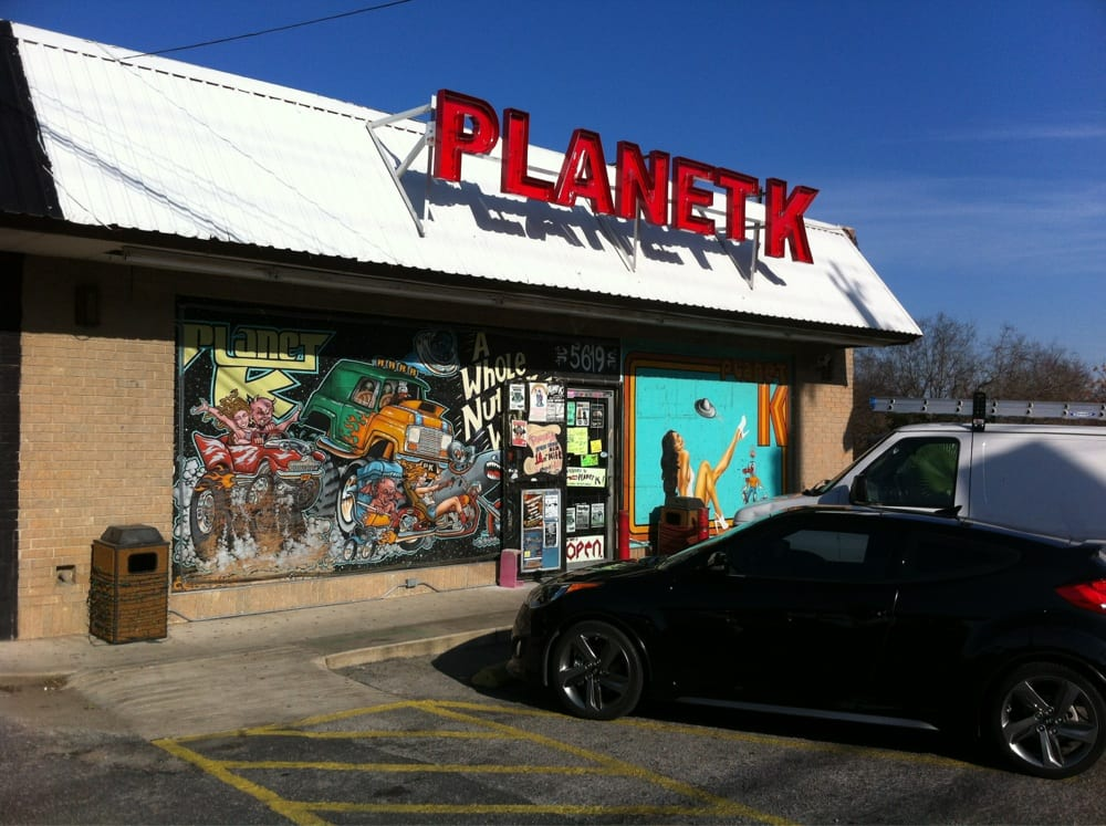 Planet K Adult San Antonio Tx United States