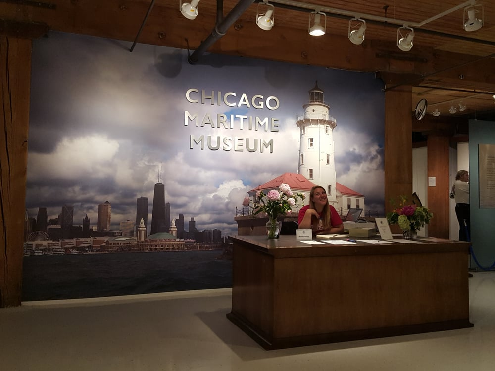 Chicago Maritime Museum: 1200 W 35th St, Chicago, IL