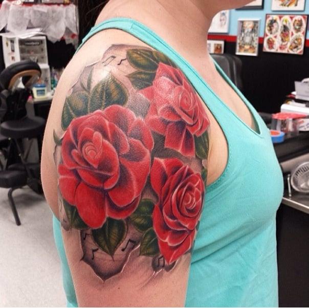 True tattoo 13 photos tattoo 6106 jahnke rd for Tattoos richmond va