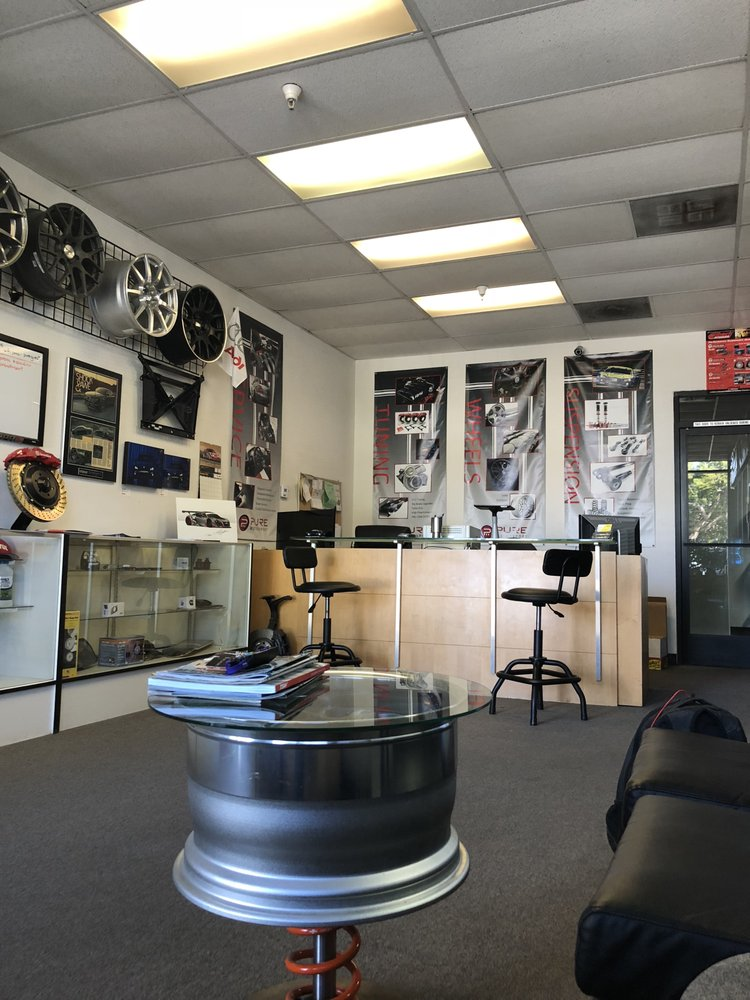 PURE Motorsport: 8451 Miralani Dr, San Diego, CA