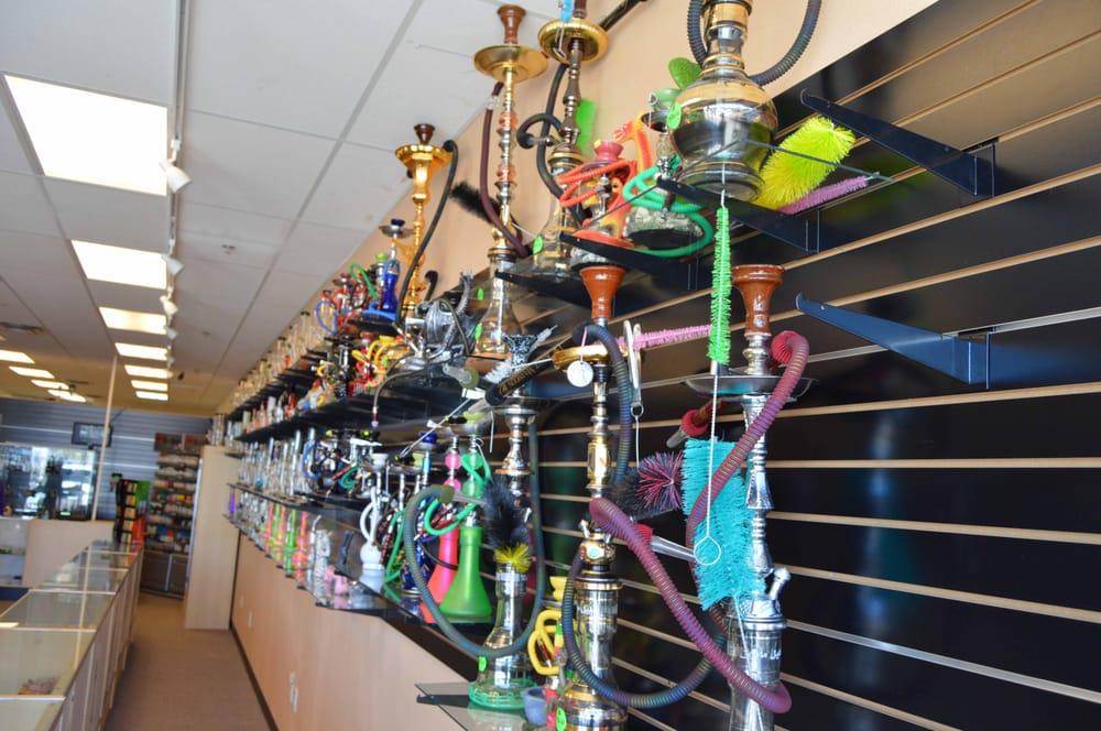 EBJS Smoke Shop: 1445 N Arizona Blvd, Coolidge, AZ