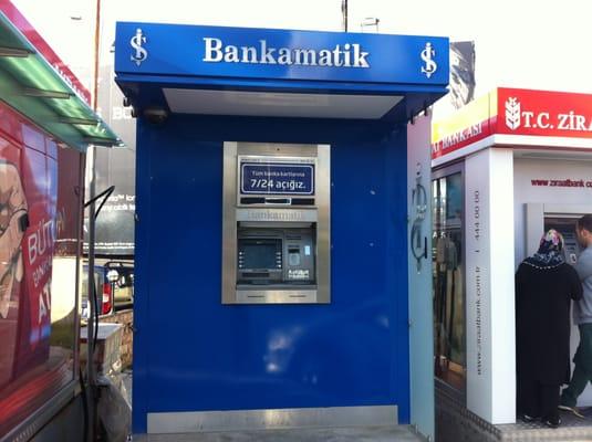 Turkiye Is Bankasi Atm