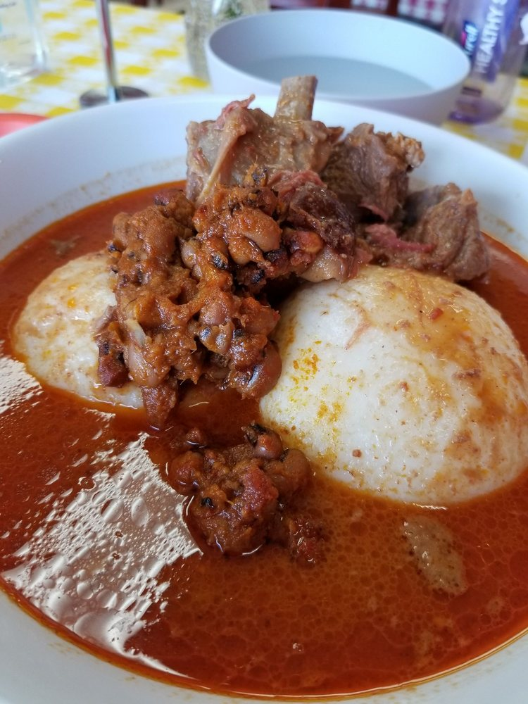Rahama African Restaurant