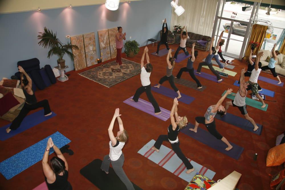 Kristin Olson's Urban Yoga Center