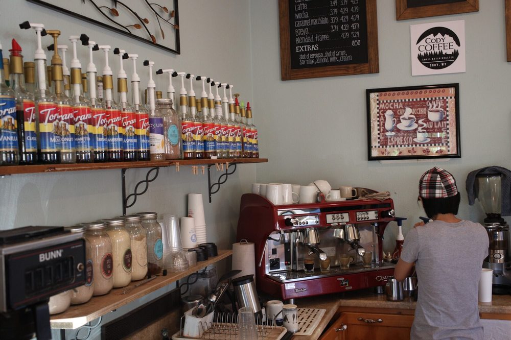 The Perch Coffee House: 132 E Ramshorn St, Dubois, WY