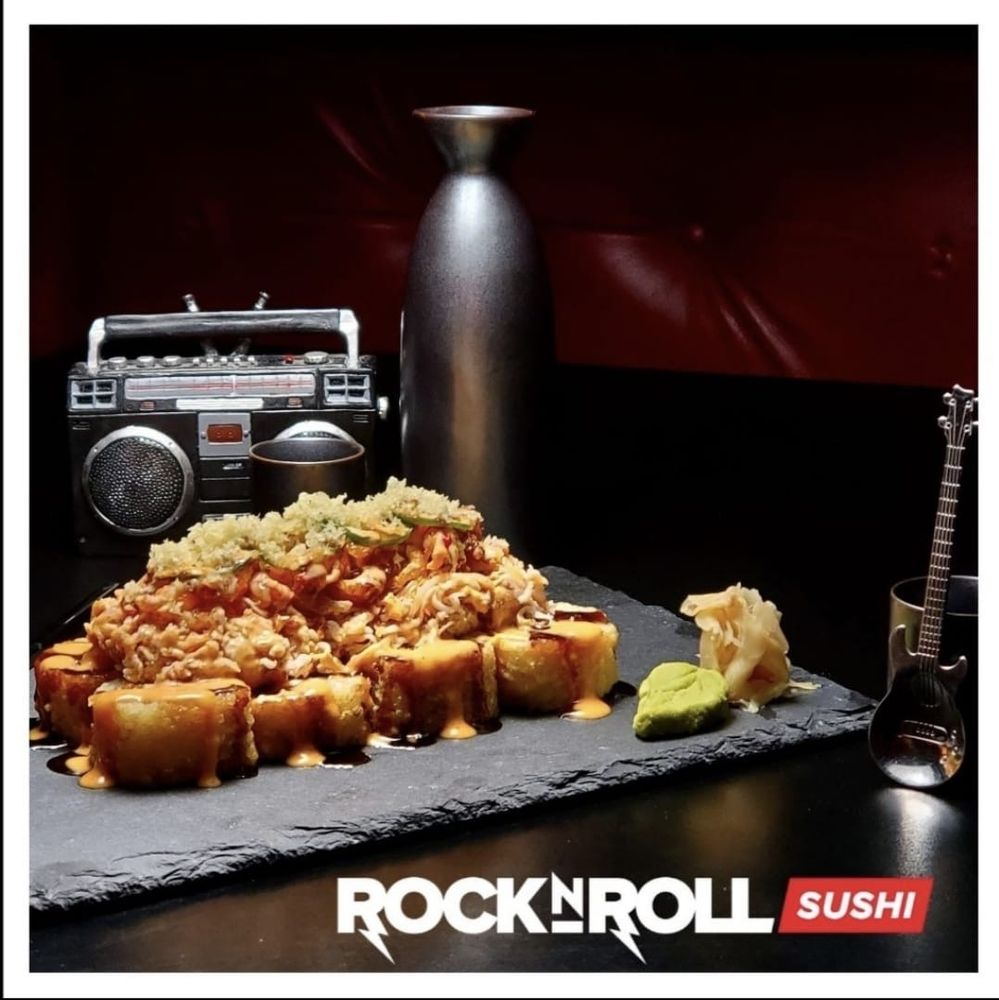 Rock n Roll Sushi: 2524 Old Shell Rd, Mobile, AL