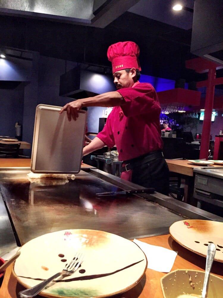Kobe Japanese Restaurant  Il  Lake Zurich Il