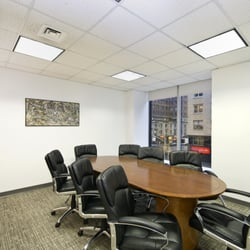 NYC Office Suites Shared Office Spaces 1350 6th Ave Midtown