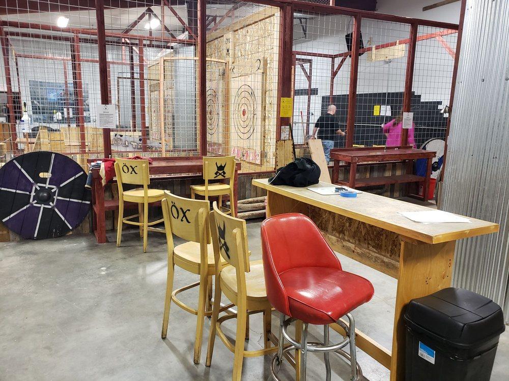 Ox Indoor Axe Throwing: 119 Rhea Ln, Billings, MT