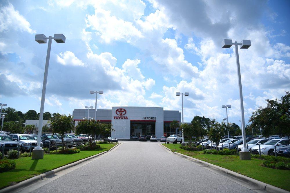 Hendrick Toyota Wilmington