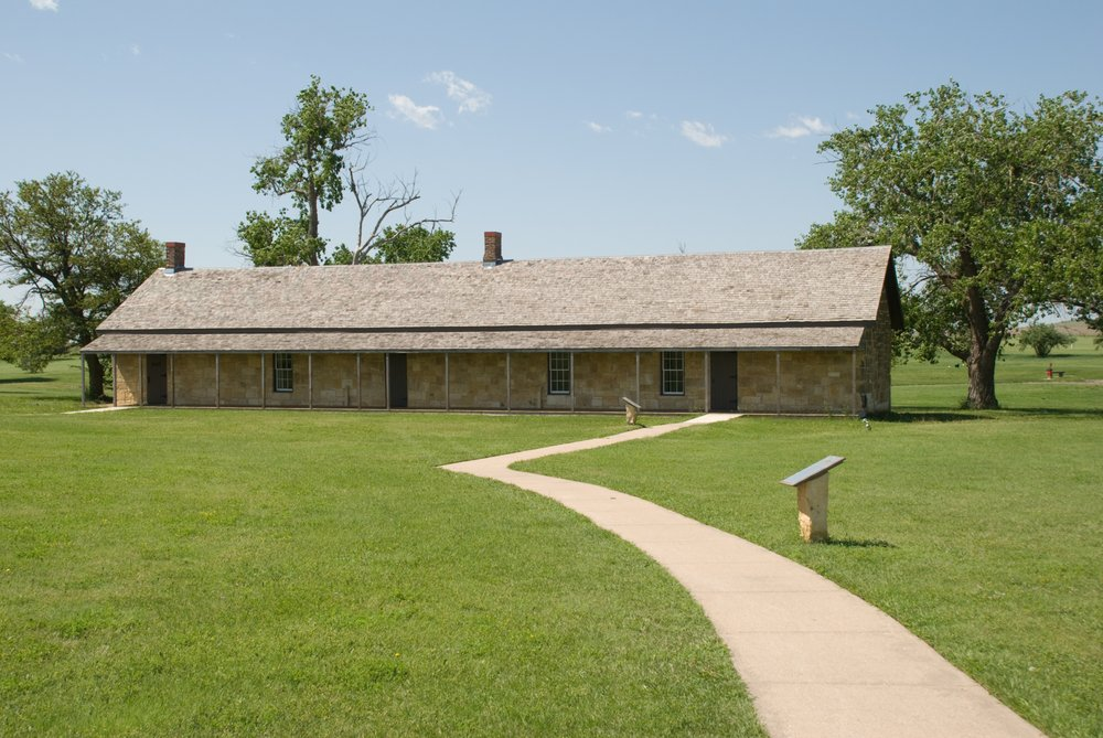 Fort Hays State Historic Site: 1472 US  Highway, Hays, KS