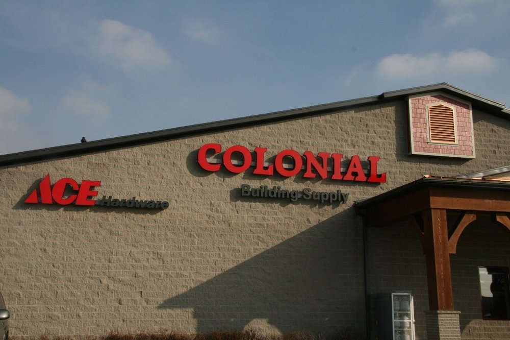 Colonial Building Supply: 530 N 400th W, Centerville, UT