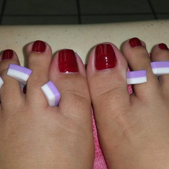 Photo Of Full Moon Nail Spa Sherman Oaks Ca United States Toes