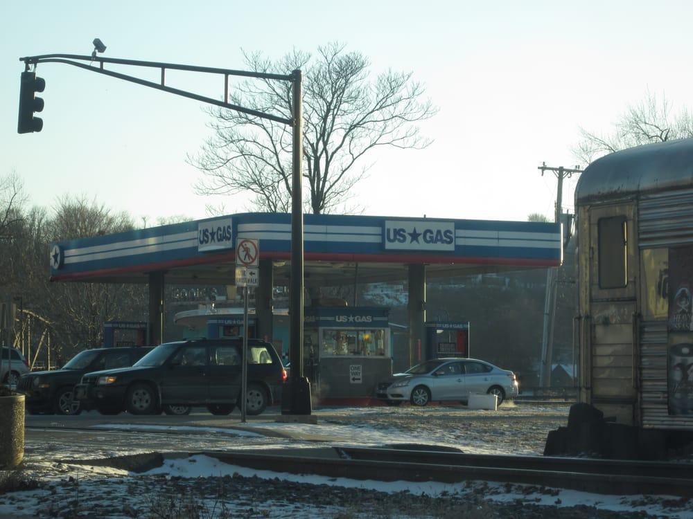 US Gas: 12 Union Square, Phillipsburg, NJ