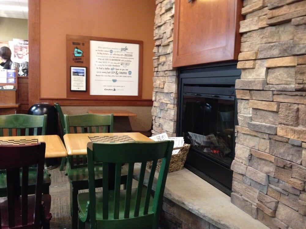 Caribou Coffee: 2510 W Division St, Saint Cloud, MN