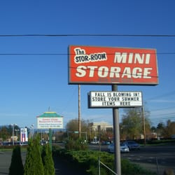 Photo Of The Stor Room Mini Storage   Troutdale, OR, United States