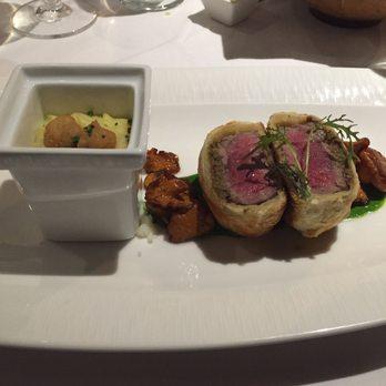 Beef course - Picture of Mizuna, Denver - TripAdvisor