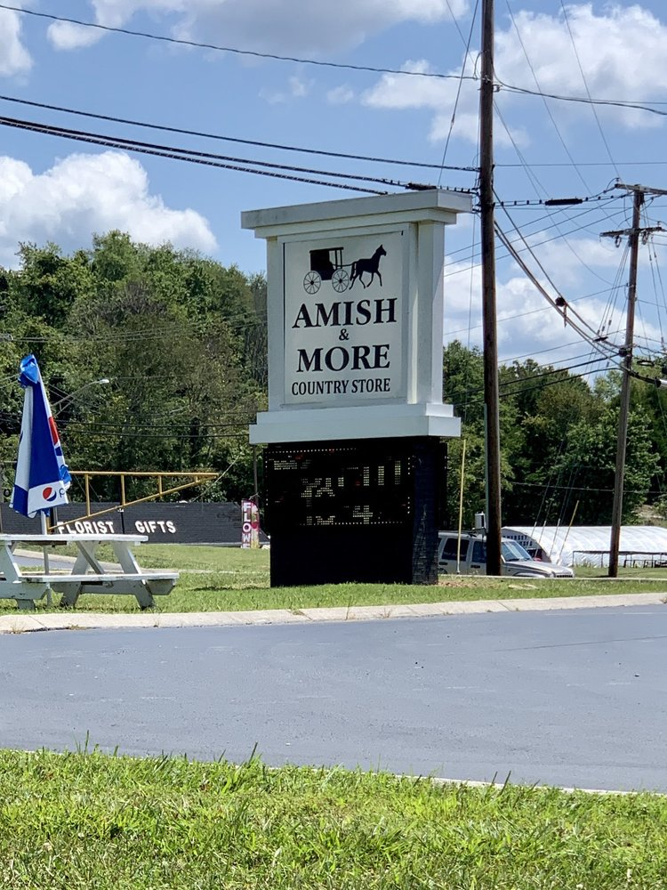 Amish & More: 585 N Hwy 27, Somerset, KY