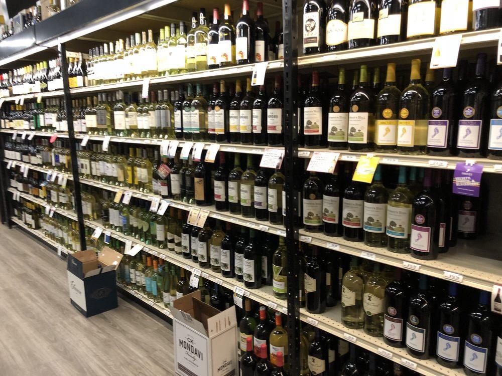 Joe Canal's Discount Liquor Outlet: 918 NJ-109, Cape May, NJ