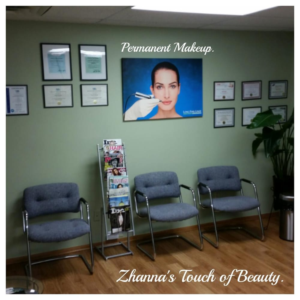 Zhanna 39 s touch of beauty salon day spa yelp for A touch of beauty salon